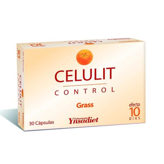 CELULIT CONTROL GRASS 30 Caps de Ynsadiet