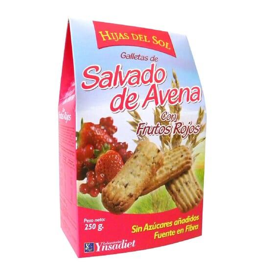 BISCUITS SON D'AVOINE HIJAS DEL SOL 250 g de Ynsadiet