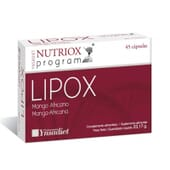 NUTRIOX PROGRAM LIPOX 45 Caps de Ynsadiet