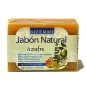 SABONETE NATURAL ENXOFRE 100g da Bifemme