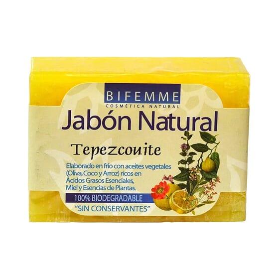 SABONETE NATURAL TEPEZCOHUITE 100g da Bifemme
