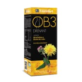 OB3 Dren Sirop 475 ml - Ynsadiet - Action dépurative !