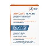 ANACAPS REACTIV 30 Caps de Ducray