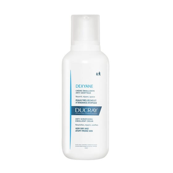 Dexyane Crema Emolliente Anti-Prurito 400 ml di Ducray