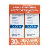 MELASCREEN UV CREMA RICA SPF50+ PACK 2ª UD 30% DTO 2 x 40ml de Ducray