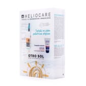 Heliocare 360 Pediatrics SPF50+ Atopic Spray 200 ml + Dermacare Atopic 100 ml 1 Confezione di He