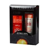 HELIOCARE PACK ADVANCED SPF50 XFGEL 50ml + ADVANCED SPF50 SPRAY 75ml 1 Pack