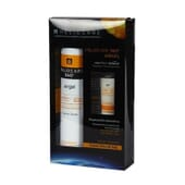 PACK HELIOCARE 360 SPF50+ AIRGEL 200ml + GEL SPF50+ 25ml 1 Packs