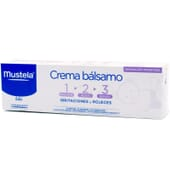 CRÈME CHANGE 123 100 ml 100 ml de Mustela