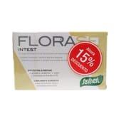 Florase Intest 15% Descuento 40 Caps - Santiveri - Digestión