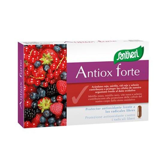 ANTIOX FORTE 40 Vcaps de Santiveri