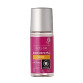Urtekram Déodorant Deo Crystal Rose Roll-On 50 ml - Biologique