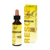 The Original Bach Flower Remedies Rescue Gocce 20 ml di Flores de Bach Originales