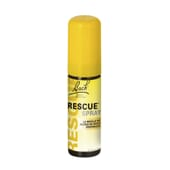 Flores de Bach Originales Rescue Spray 20ml - Alivia el estrés