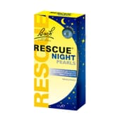 FLORES DE BACH ORIGINALES RESCUE NIGHT 28 PERLAS