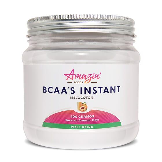 BCAA'S INSTANT 400g de Amazin' Foods