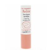 Avène Soin Lèvres Sensibles 4 g - Hydrate et protège