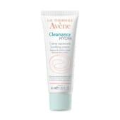 Avène Cleanance Hydra Crème Apaisante 40 ml - Hydratant