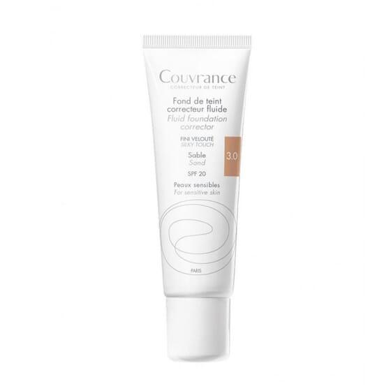 Couvrance Fondotinta Fluido - Sabbia 30 ml de Avene