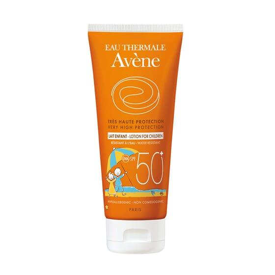 LECHE SPF50+ NIÑOS 100 ml de Avene