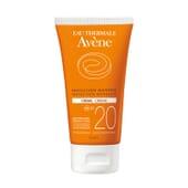Avène Crème Protection Moyenne SPF20 50 ml - Résistant à l'eau