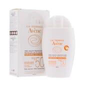 Avène Fluide Minéral Très Haute Protection SPF50+ 40 ml