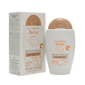 Avène Fluide Minéral Teinté Très Haute Protection SPF50+ 40 ml