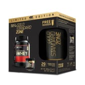 GOLD STANDARD ZONE PACK 1 Pack de Optimum Nutrition