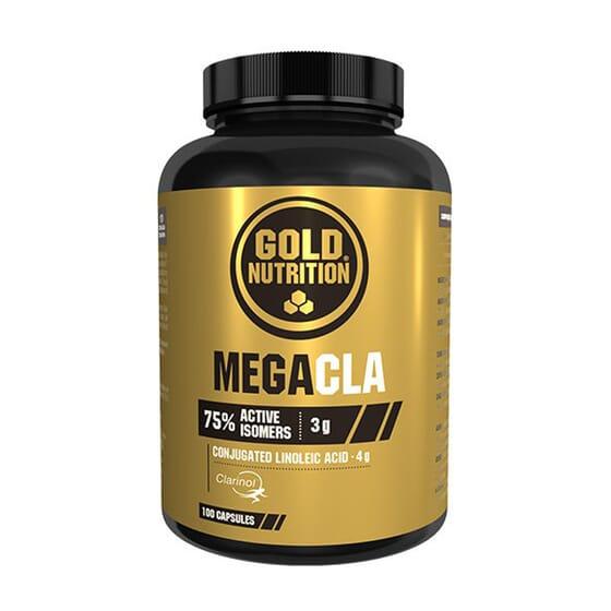 MEGA CLA 100 Caps de Gold Nutrition