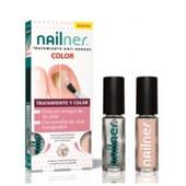 Nailner Tratamento Anti Fungos E Cor 2 Ud De 5 ml da Nailner