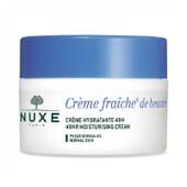 Crème Fraîche De Beauté Crema Hidratante 48H 50ml de Nuxe