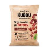 Kubdu Tiras Curadas De Vitela Original 25g da Kubdu
