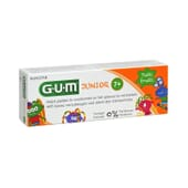 GUM JUNIOR PASTA DENTÍFRICA TUTTI FRUTTI 7+ AÑOS 50ml