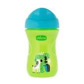Copo Easy Cup Boca Rígida 12M+Verde 266 ml da Chicco
