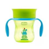Copo Perfect 360 Verde 12M+ 200 ml da Chicco