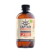 Chá Kombucha Bio-Orgánico Cayenne Pepper 400 ml da Captain Kombucha