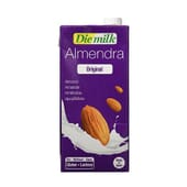 BEBIDA DE ALMENDRA ORIGINAL 1000ml de Diemilk
