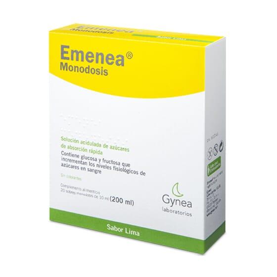 EMENEA MONODOSIS LIMA  20x10ml de Gynea