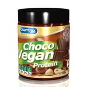 Choco Vegan Protein 250g - Quamtrax - Sabor choco-avellana