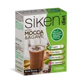 BATIDO MOCCA Y ÁGAVE 5 Sobres 20 g de Siken