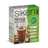 Batido Mocca E Agave Proteinas Vegetais 5 Saquetas De 20g da Siken