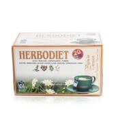Herbodiet Vigila A Tensão 20 Infusões da Novadiet