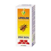 LIPROLINE PRÓPOLIS SPRAY BUCAL 15ml da Novadiet