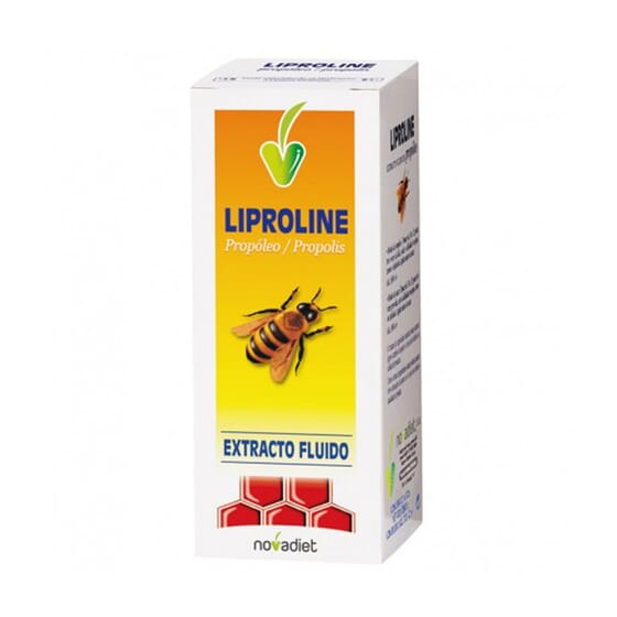 LIPROLINE EXTRATO PRÓPOLIS 30ml da Novadiet