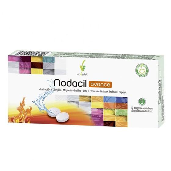 NODACIL AVANCE 30 Tabletas Masticables de Novadiet