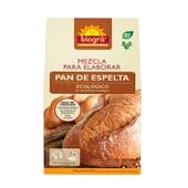 MEZCLA PARA ELABORAR PAN DE ESPELTA BIO 509g de Biográ
