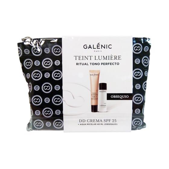 Galénic Teint Lumière DD Crème SPF25 + Offert Eau Micellaire