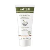 Cattier Crème Mains Ultra Nutritive Bio 75 ml - Bio
