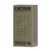 Sabonete Vegetal Argila Verde E Cedro Barra Bio 150g da Cattier