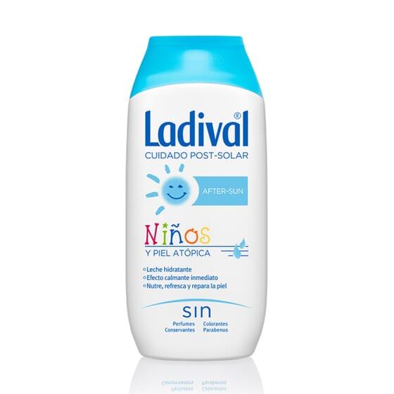 After-Sun Per Bambini E Pelli Atopiche 200 ml di Ladival